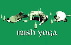for all my friends out there who say they don't do yoga, au contraire
