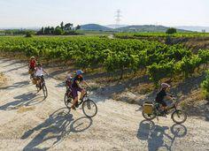 #Penedès wine tourism route (Picture by Marc Castellet)