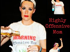 Tired of the Mommy Wars?! Watch THIS! Highly Offensive Mom, Coming in the Spring of 2015's video!