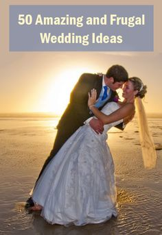 You don't have to break the bank to have your dream wedding! Check out these awesome tips to have the best of both worlds!