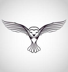 Owl vector