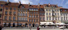 O que fazer em Varsóvia: roteiros de um, dois ou mais dias Street View, Travel Sights, Road Maps, City