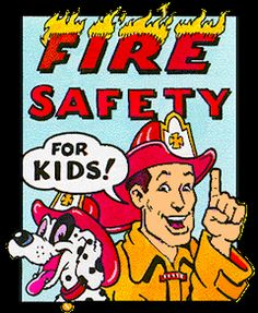 10 ways to practice fire safety with kids.