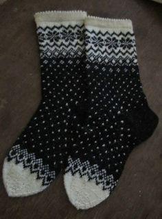 Norweger-Socken Mehr
