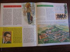 Enciclopedias de segunda mano: Enciclopedia Estudiantil Diseuropa 1962 Completa (209 Fasciculos) f3 - Foto 26 - 48072937