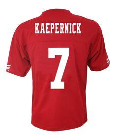 San Francisco 49ers Colin Kaepernick Mid-Tier Jersey - Boys
