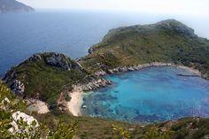 Korfu - Afionas