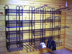 Horse Tack Systems...this would be sweet!