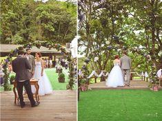 Amor e fé no casamento de Lidiane + João - Berries and Love