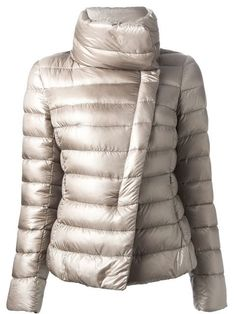 Shop Herno padded jacket in D'Aniello from the world's best independent boutiques at farfetch.com. Over 1000 designers from 60 boutiques in one website.