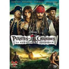 83 - #Pirates_des_Caraïbes, la fontaine de jouvence (dans le classement des 100 films préférés sur PriceMinister)