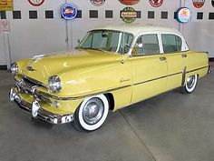 1954 Plymouth Belvedere 4 Door Sedan ★。☆。JpM ENTERTAINMENT ☆。★。