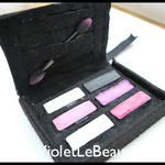 Make Your Own Travel Make Up Palette