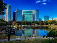Hama Rikyu Tokyo