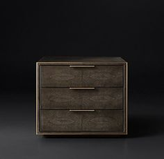 Smythson Shagreen Closed Nightstand x x x x Cheap Furniture, Table Furniture, Antique Furniture, Modern Furniture, Furniture Stores, Furniture Design, Accent Chests And Cabinets, Living Room Sofa Design, Wood Cabinets