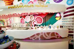 Candylawa candy store by Red Design Group, Riyadh – Saudi Arabia » Retail Design Blog