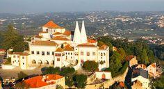 Palácio Nacional de Sintra, Paço Real ou Palácio da Vila é o único palácio do país que resta dos grandes Paços Reais medievais | Escapadelas | #Portugal #Sintra #Palacio #PacoReal #PalacioDaVila #Monumento