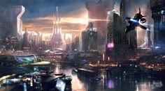 Dark Future, Cyberpunk, Brutalismo, Rascacielos y otras obsesiones. - Página 22 - ForoCoches