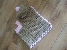 Ravelry: Child poncho and baret pattern by Ramona Smiers