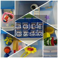 En clase hemos empezado a utilizar nuestra caja de sonidos Montessori. Es un recurso estupendo para la conciencia fonológica de los ...