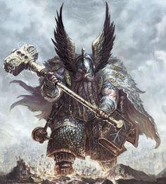 Dwarf Lord (Warhammer)