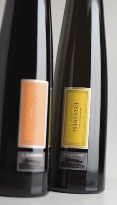il Cascinone – Wine & Spirit International Design Awards 2008 Silver Medal