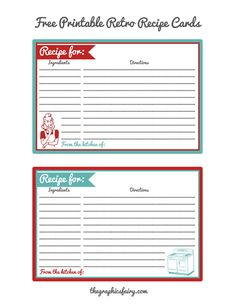 Rebeccab Designs Free Printable  Vintage Library Cards  Use For
