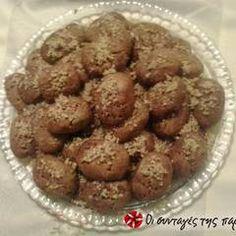 Greek Sweets, Greek Desserts, Greek Recipes, Greek Cake, Greek Cookies, Sweets Cake, Apple Crisp, Food To Make, Food And Drink