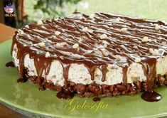 Torta fredda mascarpone e cioccolato-ricetta torte-golosofia