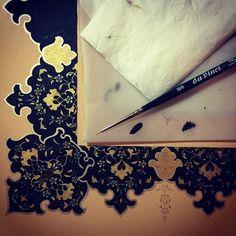#workinprogress  #tezhip #mywork #artwork #dilarayarcı