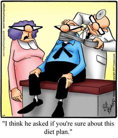"""""""Spectickles"""" Cartoon A Day - Duct Tape Diet - Bill Abbott Cartoons"""