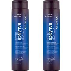 Joico Color Balance Blue Shampoo and Conditioner Duo 10.1oz