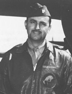 """Major General David M. Jones served as one of the Doolittle Raiders in the opening of WWII and went on to fight in North Africa, where he was shot down. He was a POW for two and a half years. He was portrayed as Virgil Hilts by Steve Mcqueen in the film """"The Great Escape"""". After 37 years with the USAF he went on to become Deputy Assistant Admin for Manned Space Flight for NASA."""