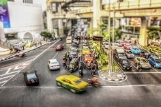 """Thai Rush Hour"" by Faisal Haroon, via 500px."