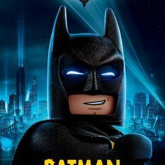 LEGO Batman ganhou cartazes de personagens e descrição das personagens principais.