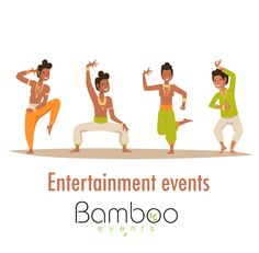 Bamboo events - Entertainment event & get together organisers - Bangalore. Its time to party and we are ready to organise it for you. Let it of any kind or