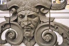 architectural ceramics by Boston Valley Terra Cotta