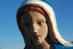 Virgin Mary.  Florence Colorado