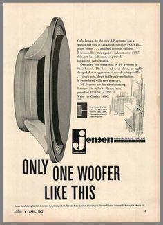 Jansen speakers