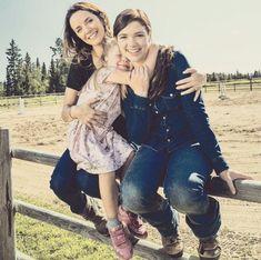 Amy And Ty Heartland, Heartland Ranch, Heartland Tv Show, Heartland Seasons, Ty And Amy, Alisha Newton, Strong Family, Family Values, Couple Photos