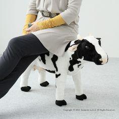Animal Stool - Cow