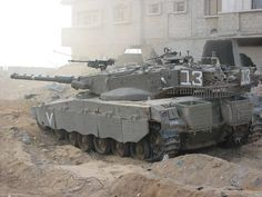 Army Recognition :: View topic - Israeli main battle tank Merkava MK2 pictures