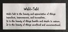 wabi sabi - Google Search