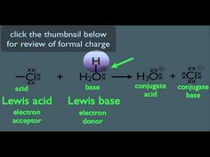 Lewis Acids and Bases - Best Organic Chemistry videos!!