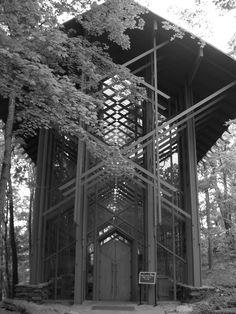 Thorncrown Chapel, Eureka Springs AR