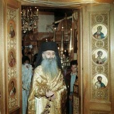 Art Deco, Byzantine Icons, Orthodox Christianity, Saints, Prayers, Religion, Blessed, Painting, Fathers