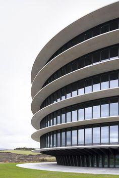 Gamesa Headquarters by Vaillo + Irigaray I Like Architecture
