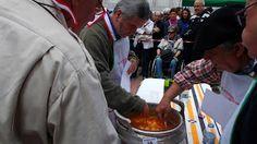 Barakaldo Digital: Cerca de un millar de personas en la comida popular de las fiestas de Arteagabeitia-Zuazo
