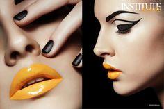 makeup yellow - Buscar con Google