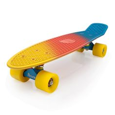 "Canary 22""- one of the many penny boards I want!!! So cool!"